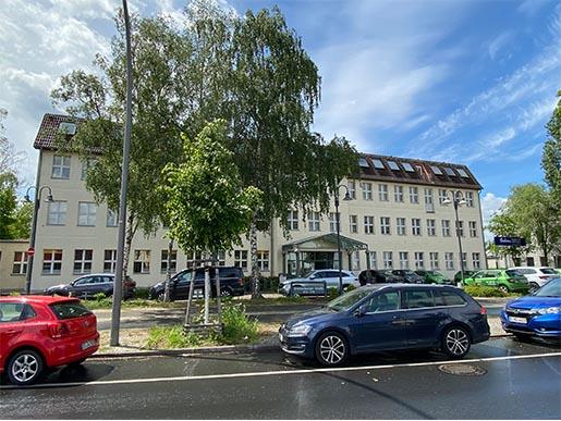 VIRTENIO GmbH in der Oranienburger Str. 173-175, 13437 Berlin